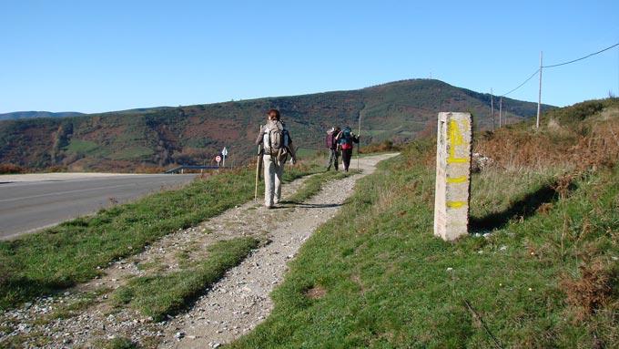 Camino de Santiago. De Sarria a Santiago