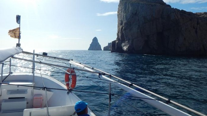 Day trip from Barcelona to Montgrí and the Medes Islands