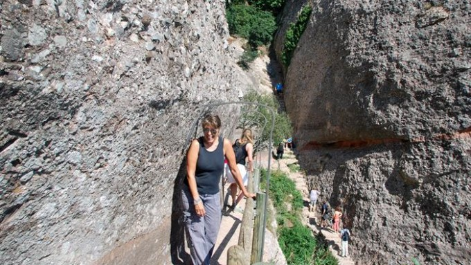 Day trip from Barcelona Montserrat