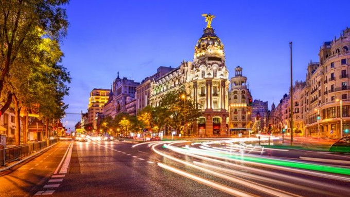 Visit Madrid in three days