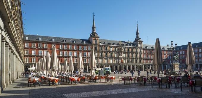 Visita Madrid en tres días